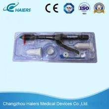 Grapadora quirúrgica desechable del pph con el sistema de la grapadora del hemorrhoid y del prolapso