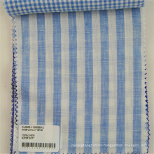Varies colour 100% linen fabric for garment shirt and dress