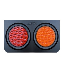 24V 40 LEDs IP67 WaterProof Trailer TailLight