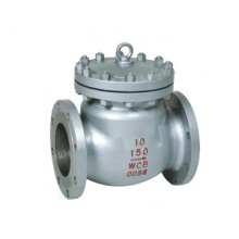 Flanged jenis Swing Check Valve