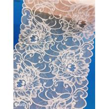 Stretch Lace Trim Grace Flower Fashion Lace Fabric