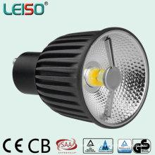 TUV Aprovação Reflector Estereoscópico COB 6W GU10 LED Bulb (LS-S06-GU10)