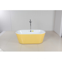 Standarded Oval Freestanding Acrylic Bathtub