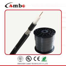 coaxial cable RG6U Solid CU/CCA/CCS