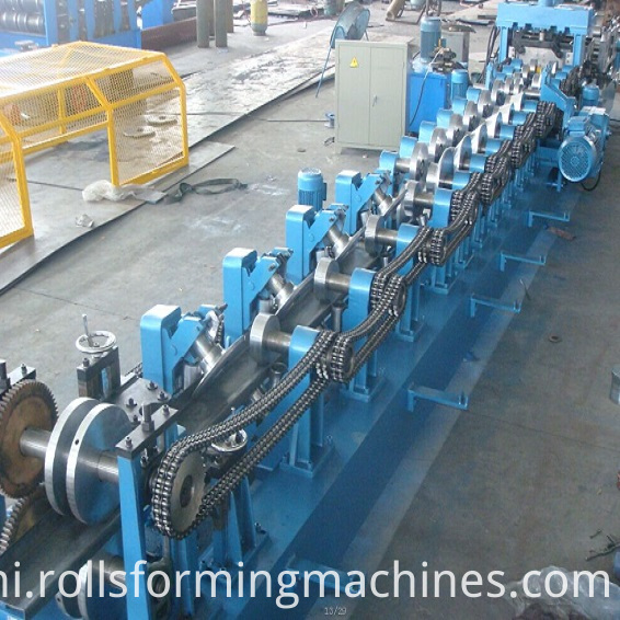 uilding and Structures Purlin Machine