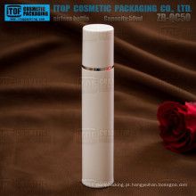 Camada única de 50ml de ZB-QC50 cor personalizável pp redondo magro potes de plástico máquina fazer