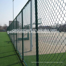 High quality decorative chain link fence