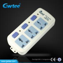 Fabriqué en Chine Tube de sortie de plancher électrique détachable