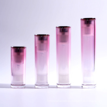 Cylinder Acrylic Airless Dispensing Bottles (EF-A10)