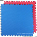 Blue-red Color 50-55 Degree T Pattern Tatami Judo Mat
