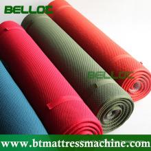 Washable 3D Mesh Fabric Yoga PVC Mat