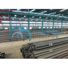 Dn50 Sch40 ASTM A179 Black Steel Seamless Tube Pipe