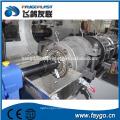 PVC granulation line by fan to betty