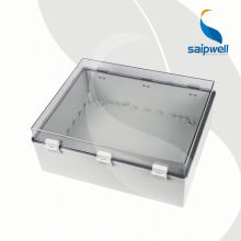 Waterproof Metal Latches Clasp Type ABS Plastic Enclosure