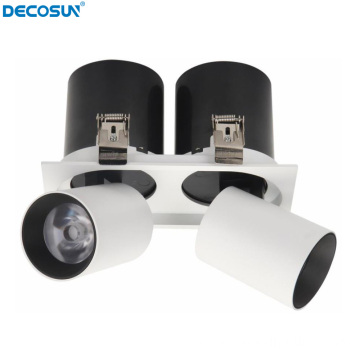 36 Grad einstellbare COB LED Down Light