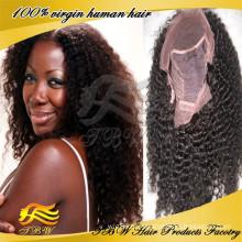 2015 Акции Мода Девственных Человеческого Волоса Парики Бразильский Тонкая Кожа Кружево Парики Для Чернокожих Женщин