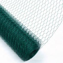 China Manufacturer PVC Coated Galvanized Hexagonal Wire Mesh (HWM)