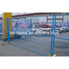 Fabricación de paneles de vallas de vallas desmontables / vallas perimetrales