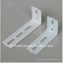 Настенный кронштейн для металлических карнизов 89 мм и 127 мм для вертикальных жалюзи - вертикальные жалюзи