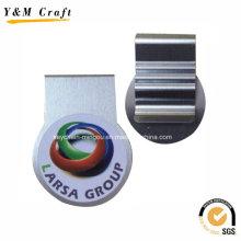 Серебро сталь металл держатель клип Книга для Промотирования Ym1199