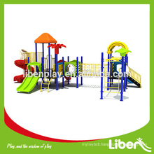 Wenzhou City outdoor Children playground slides for park 5.LE.X8.412.122.00
