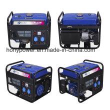 2kVA-6kVA Portable Gasoline Generators Hy2500A