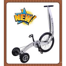 Трехколесный балансировочный велосипед для детей
