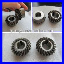 Custom spiral bevel gear