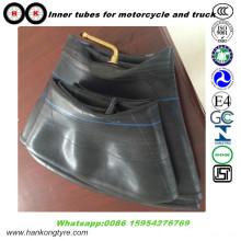 Tubos interiores, tubos para camiones, tubos para motocicletas