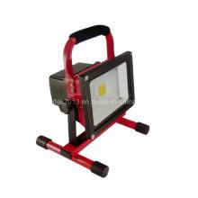 Luz de inundación portable 20W LED al aire libre IP65 impermeable