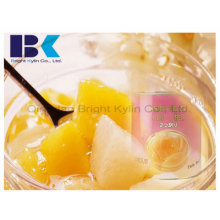 Table de Delicious Canned Yellow Peach in Syrup