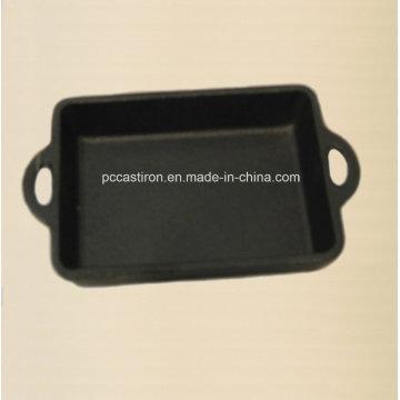 Preseasoned Cast Iron Mini Baking Pan