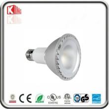 Energy Star Dimmable PAR30 15W 1500lm LED de iluminación