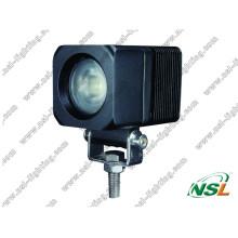 10-30V LED-Fahrlicht 10W LED-Arbeitslicht Auto-LED-Arbeitslicht Wasserdichtes LED-Balkenlicht