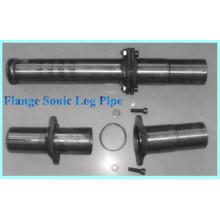 Tipo de brida de la nueva serie Tubo de registro Sonic / tubo / tubo de sondeo (precio competitivo)