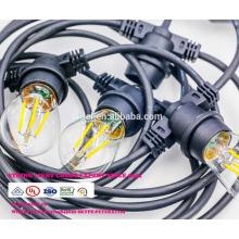 Lumière extérieure de ceinture de l'ampoule IP65 E27 LED de SL-57 G45 pour la décoration de Noël imperméable