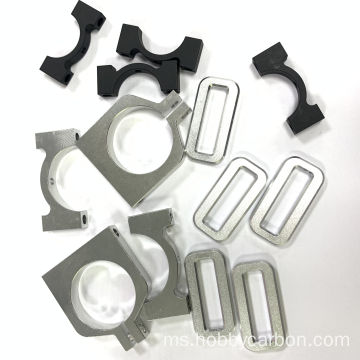 OEM Precision aluminium paip Clamp Tube Clamp