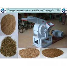 Uso de molino de martillo y trituradora de madera, todo en uno, utilizado en fábricas de granjas y maderas