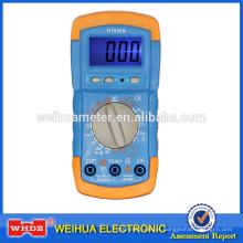 Multímetro Digital DT930N com Detecção de Tensão CA Sem Contato de Teste de Bateria