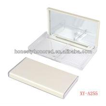 Elegantes Design kleine Pulver kompakt für Make-up-Verpackungen