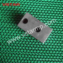 Peça de reposição de aço inoxidável chapeada CNC Vst-0940 das peças de automóvel das peças de automóvel