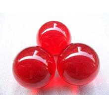 Venta al por mayor bola de mármol de cristal de China de 16mm con embalaje personalizado