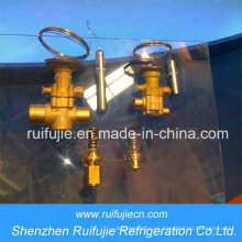 Válvulas de expansión termostáticas Danfoss R404A / R507 / R22 / R134A Tex2