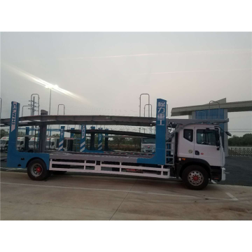 Transportador de coche de 5 posiciones Dongfeng Single Bridge