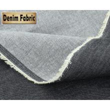 O algodão feito malha índigo 100Cotton tingiu a tela tecida