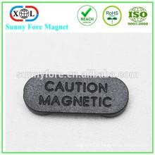 Nickel überzogenen Magneten mit Kunststoff-Abdeckung