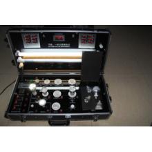Kit de demostración de LED portátil para bombilla y foco de luz de tubo
