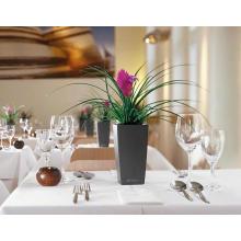 (BC-F1048) Fashionable Design Plastic Self-Watering Flower Pot