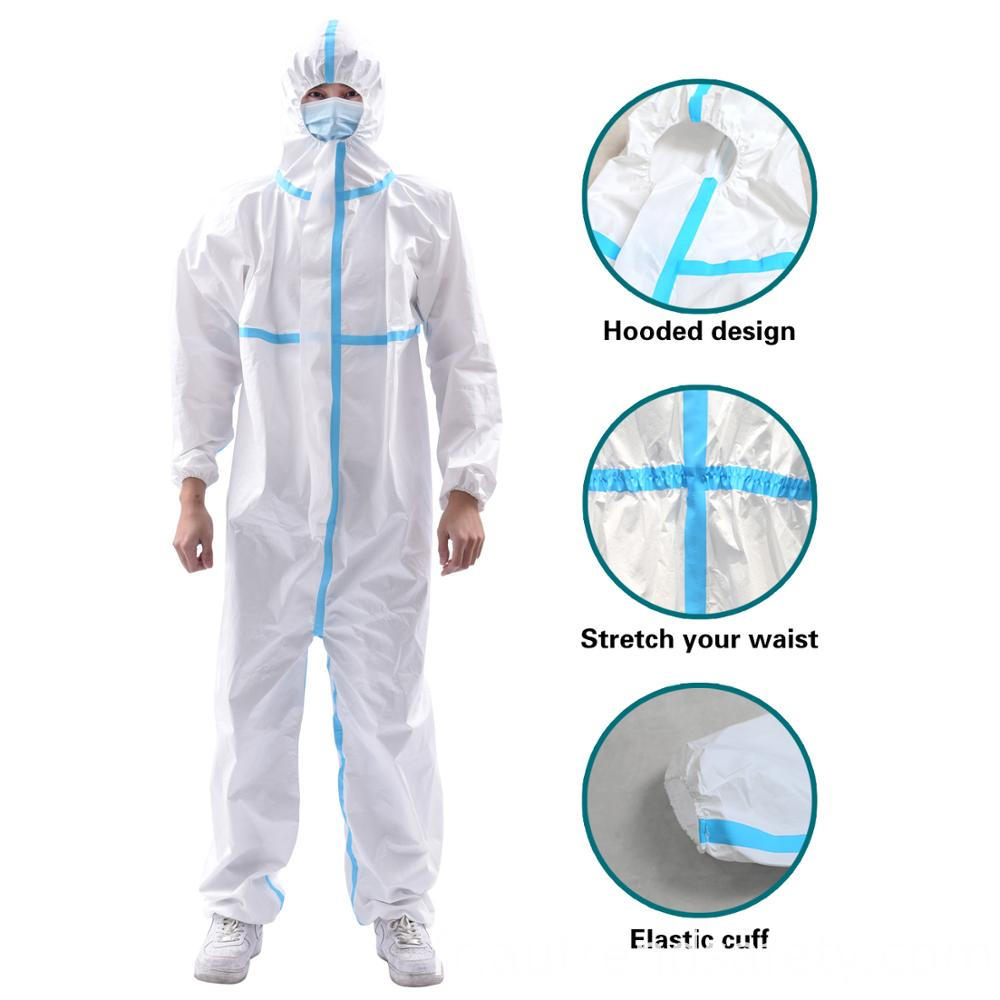 non-woven fabric liquid-splash proof personal disposable protective clothing for medical use