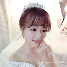 Women Weeding Crown Tiaras Custom Crown Real Diamond Bridal Tiaras